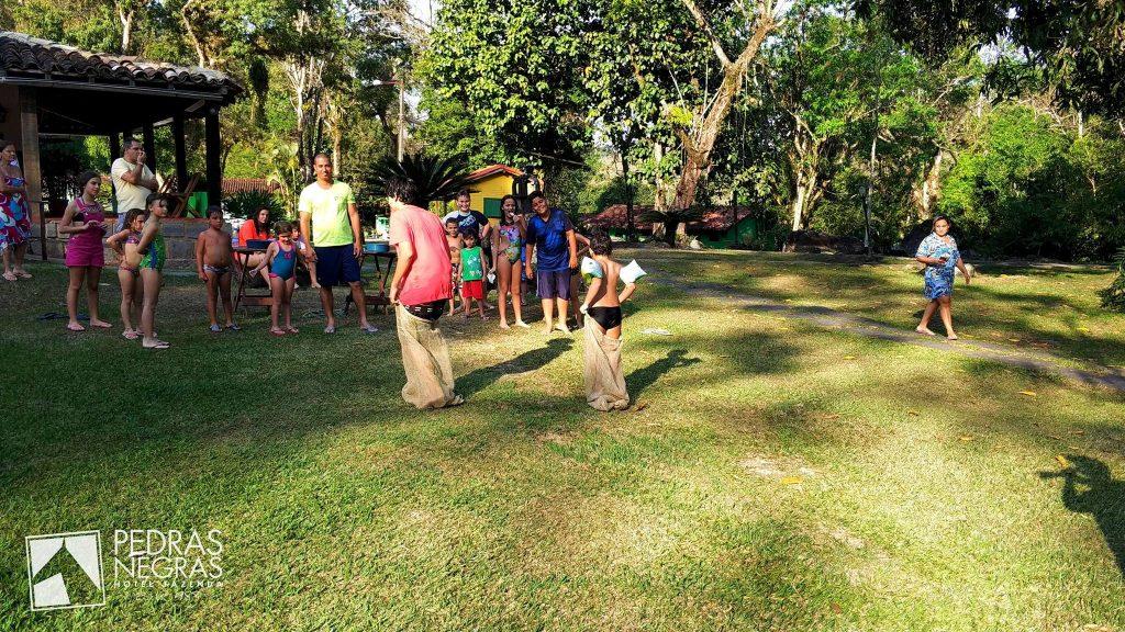 Recreação infantil Hotel Fazenda Pedras Negras