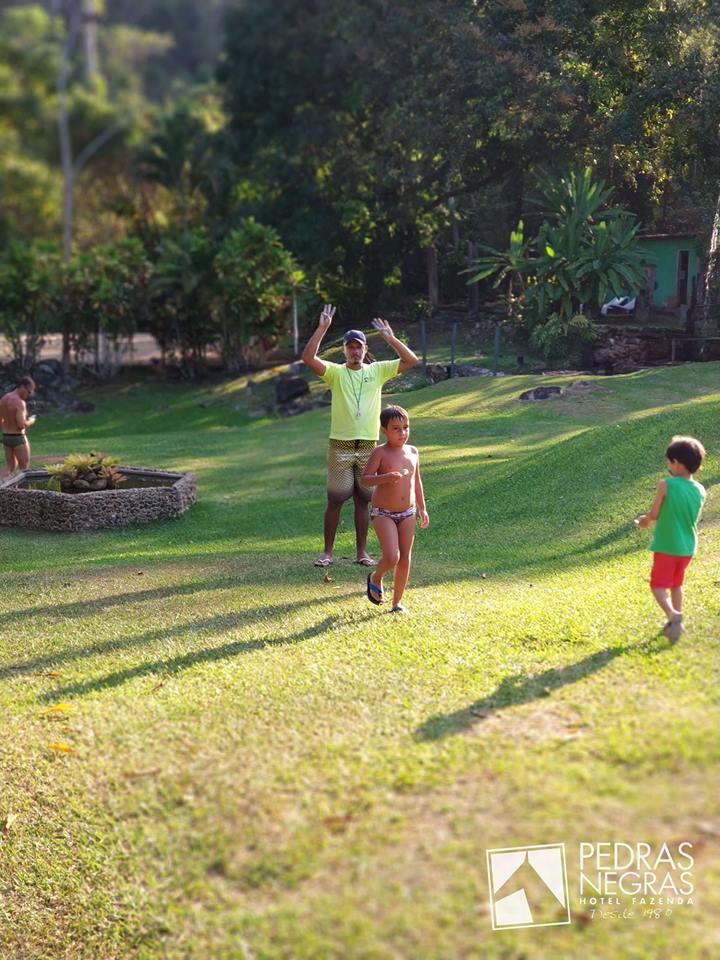 Dia Das Crianças Hotel Fazenda Pedras Negras