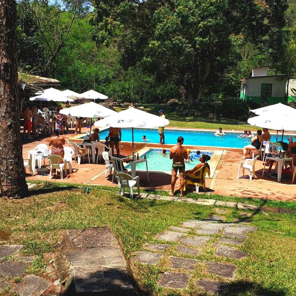 Hotel Fazenda Pedras Negras