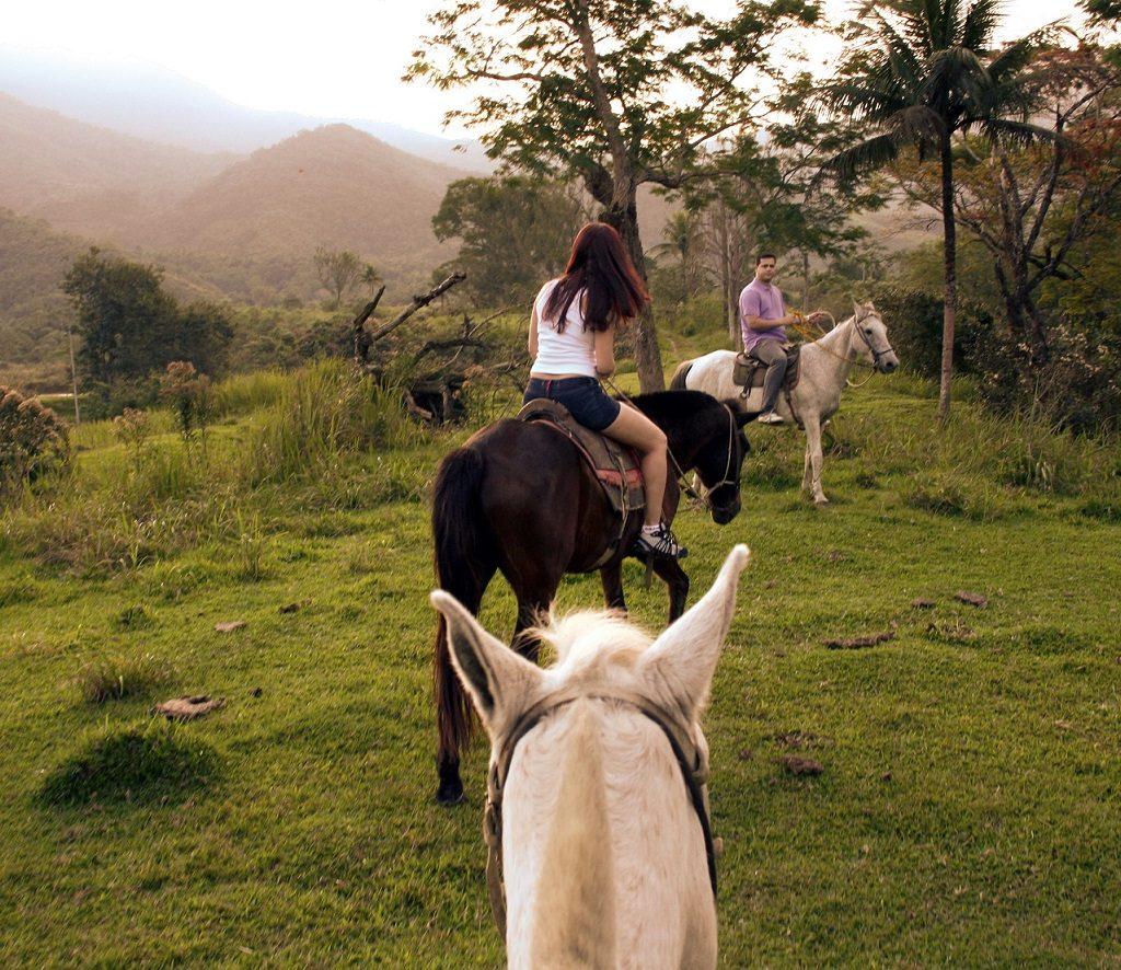Hotel Com Passeio A Cavalo
